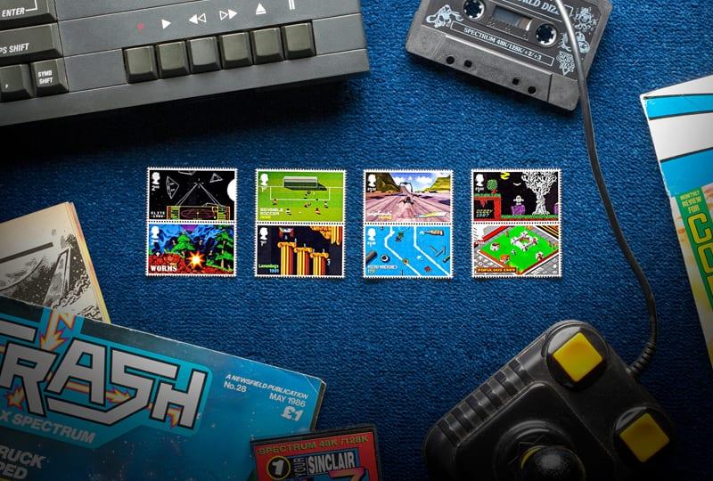 cover dtp 4 41 - Kráľovská pošta vzdáva hold ikonickým hrám