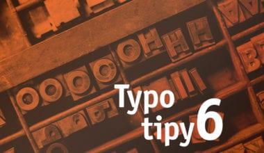 cover typo 380x220 - Typotipy 6: Nadpisové písma pre vaše projekty v roku 2020