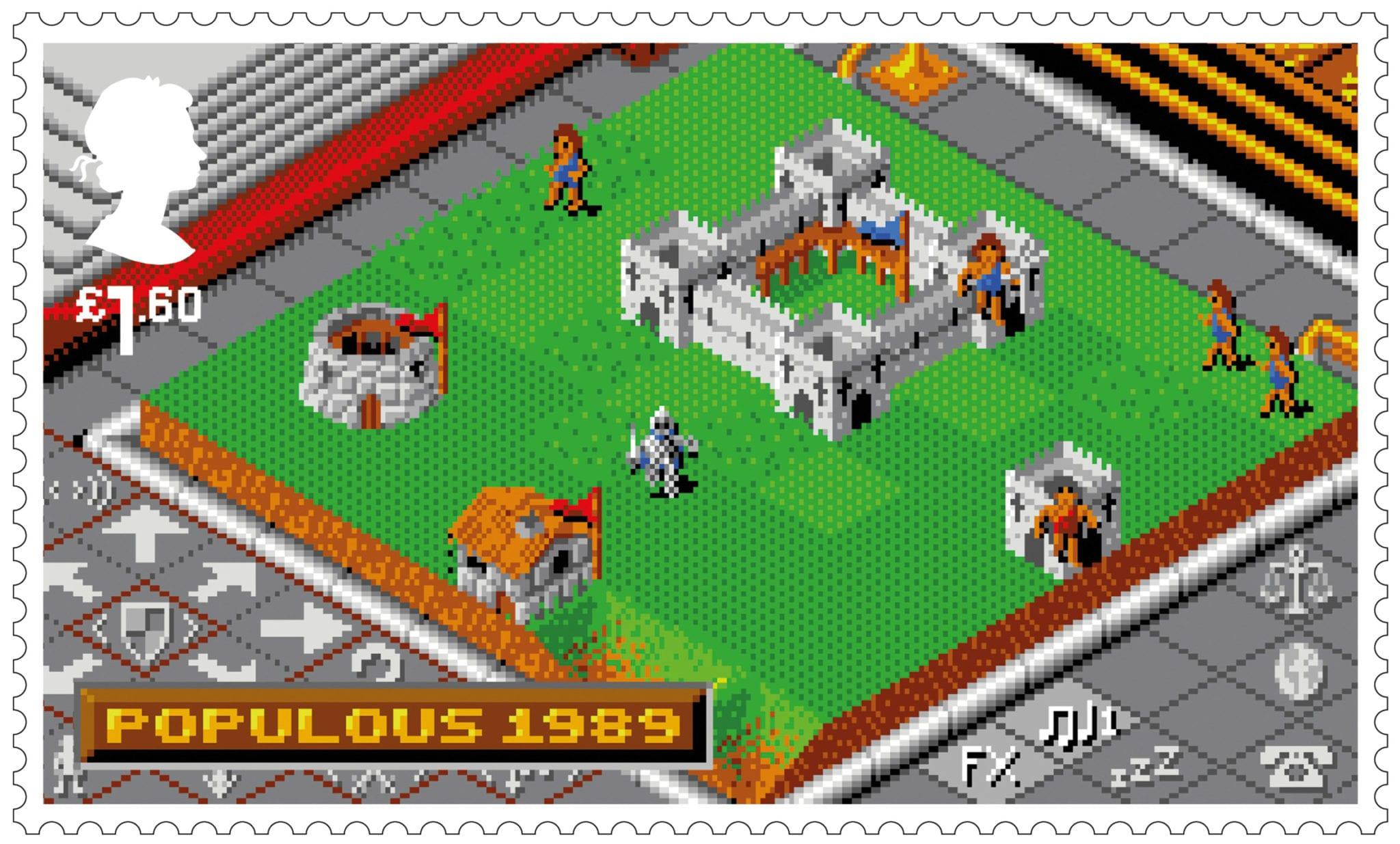 kráľovská pošta vzdáva hold ikonickým hrám 3 scaled - Kráľovská pošta vzdáva hold ikonickým hrám