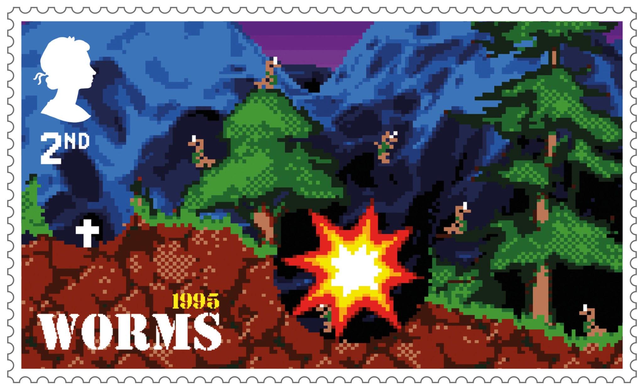 kráľovská pošta vzdáva hold ikonickým hrám 6 scaled - Kráľovská pošta vzdáva hold ikonickým hrám