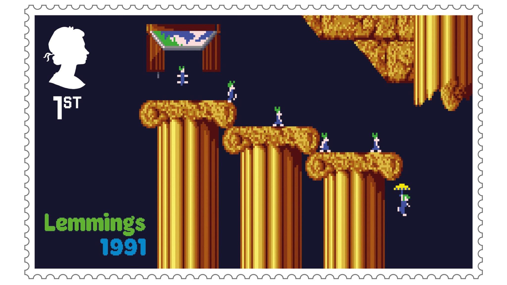 kráľovská pošta vzdáva hold ikonickým hrám 7 scaled - Kráľovská pošta vzdáva hold ikonickým hrám