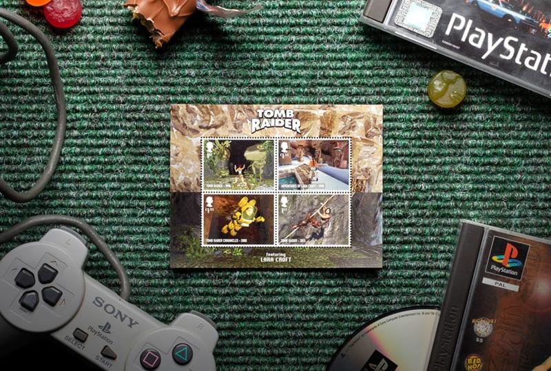 kráľovská pošta vzdáva hold ikonickým hrám 8 - Kráľovská pošta vzdáva hold ikonickým hrám