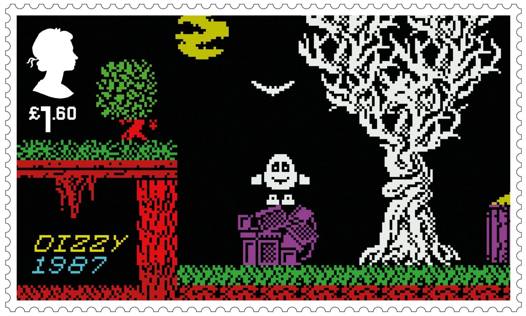 kráľovská pošta vzdáva hold ikonickým hrám - Kráľovská pošta vzdáva hold ikonickým hrám