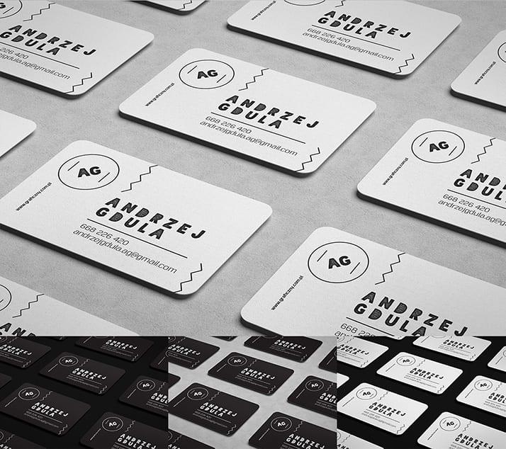 stiahnite si mockupy vizitiek 1 - Stiahnite si mockupy vizitiek rôznych štýlov