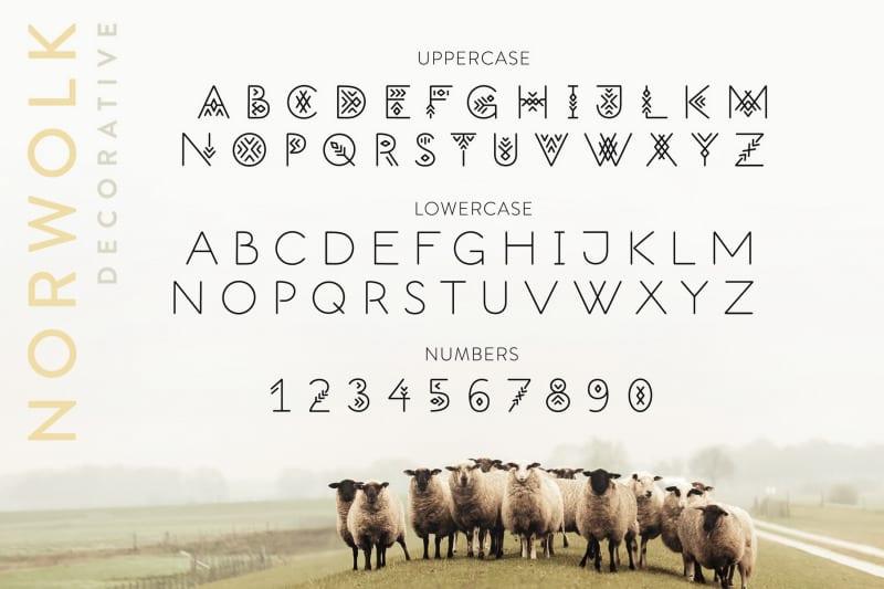 stiahnite si písmo norwolk za 15 dolárov - Stiahnite si písmo Norwolk za 15 dolárov