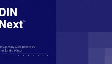 240994 380x220 - Font dňa – DIN Next