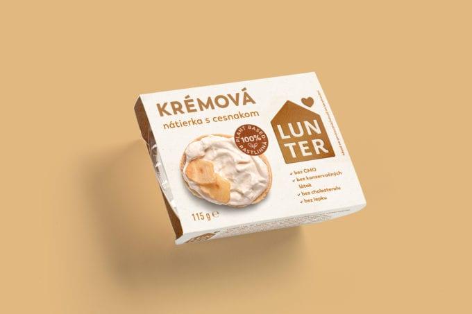 LUNTER KREMOVA 1 B 680x453 - Lunter má KRÉMOVÚ novinku aj nové logo
