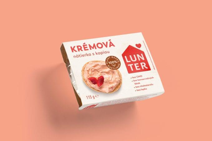 LUNTER KREMOVA 1 C 680x453 - Lunter má KRÉMOVÚ novinku aj nové logo