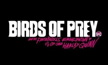 cov 5 380x228 - Birds of Prey má logo od Pentagramu