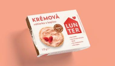 cover 1 380x220 - Lunter má KRÉMOVÚ novinku aj nové logo