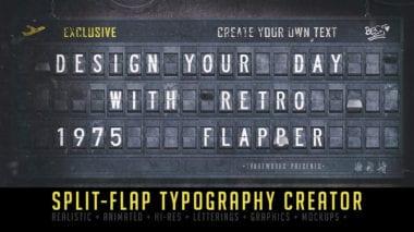 cover dtp 12 380x213 - Stiahnite si Split-Flap Typography Creator