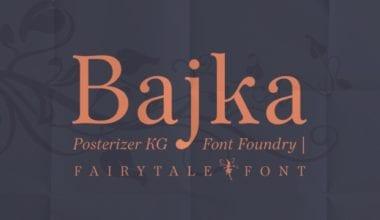 190853 380x220 - Font dňa – Bajka