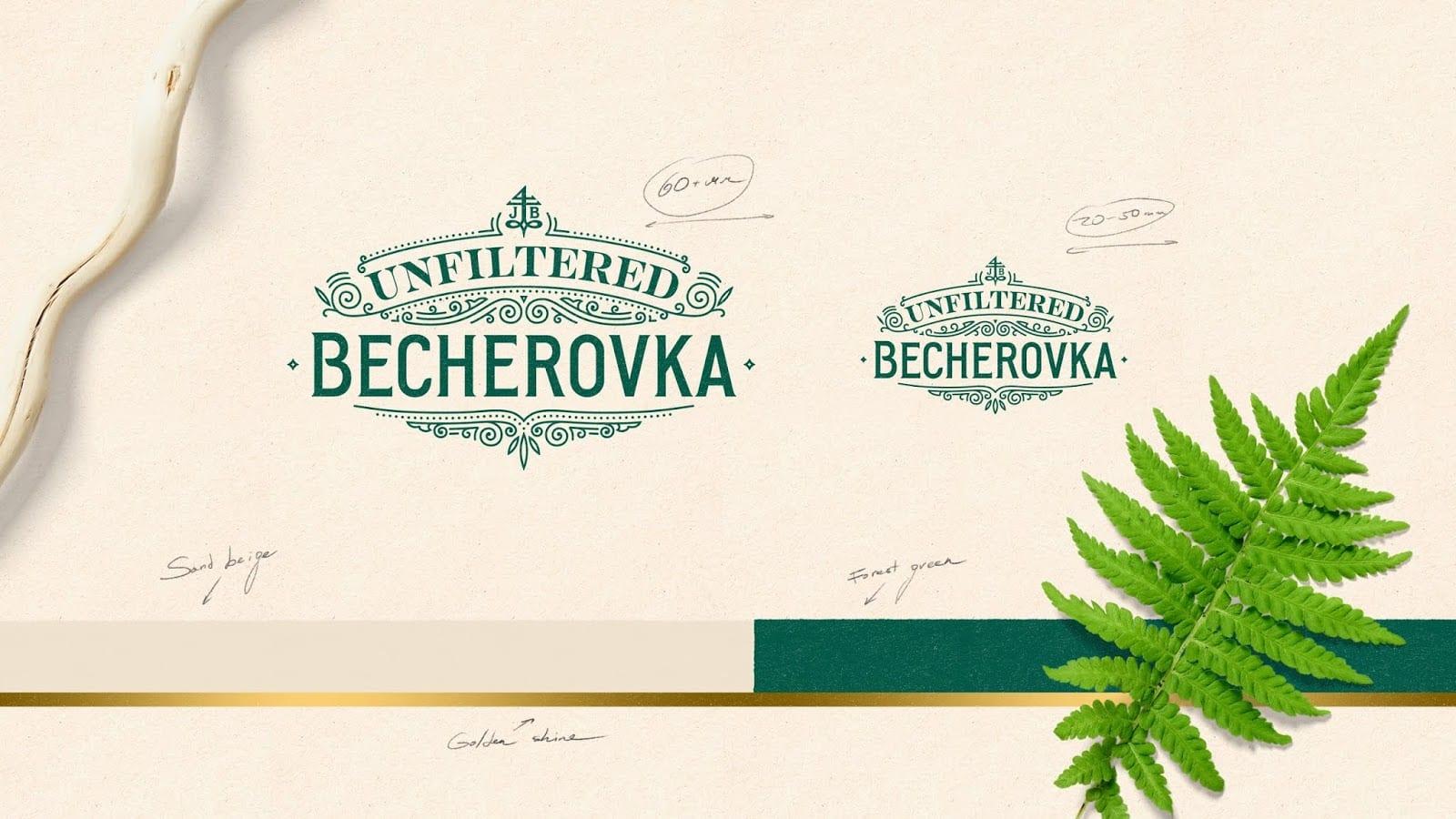 bech unfilt cocoon 02 - Becherovka představila svou premiovou Unfiltered verzi s novým obalem