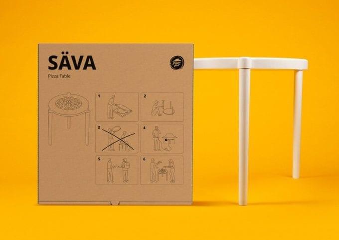 body1 2 680x481 - Túžili ste po stolíku z pizza donášky? Ikea a Pizza Hut vám splní sen!