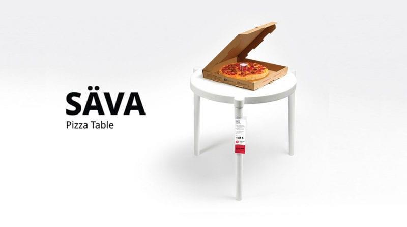 cover 11 800x448 - Túžili ste po stolíku z pizza donášky? Ikea a Pizza Hut vám splní sen!