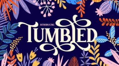 cover 15 380x213 - Stiahnite si dekoratívny Tumbled za 14 dolárov!