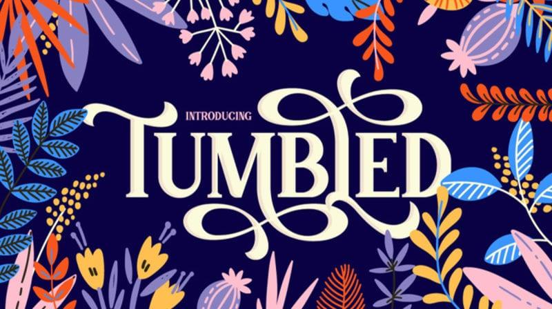 cover 15 800x448 - Stiahnite si dekoratívny Tumbled za 14 dolárov!