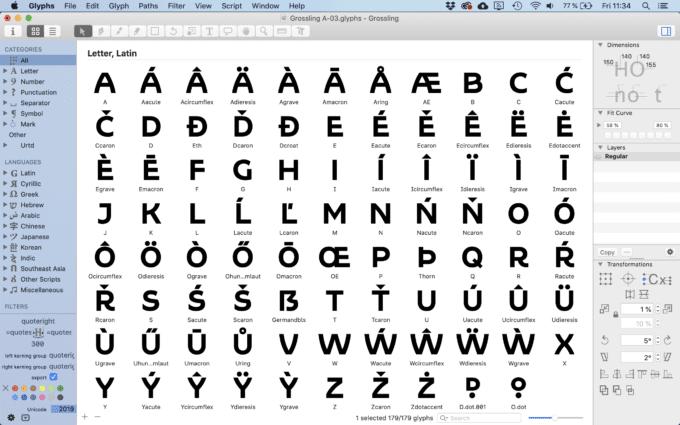 glyphs 1 680x425 - Kúpele Grössling ožívajú s novým písmom